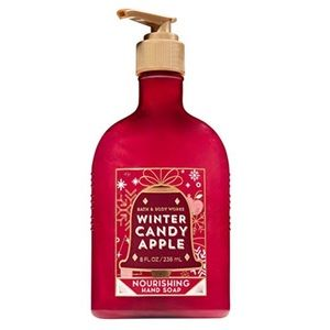 New Bath & Body Works Winter Candy Apple Hand Soap